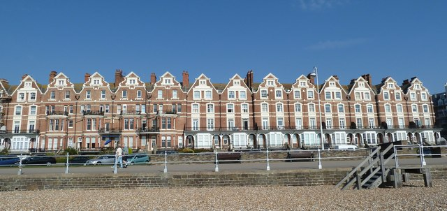 Knole Road flats, Bexhill-on-Sea