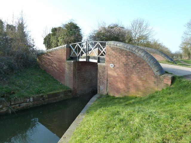 Stratford-upon-Avon Canal - Bridge No. 60