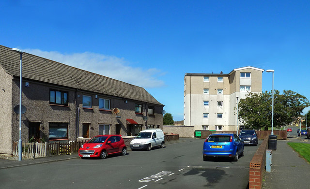Houses at Ballochtoul