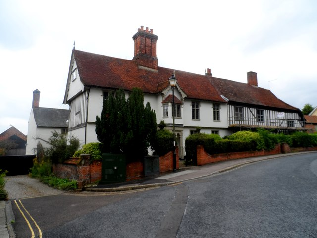 The Gothic House, London Road, Halesworth