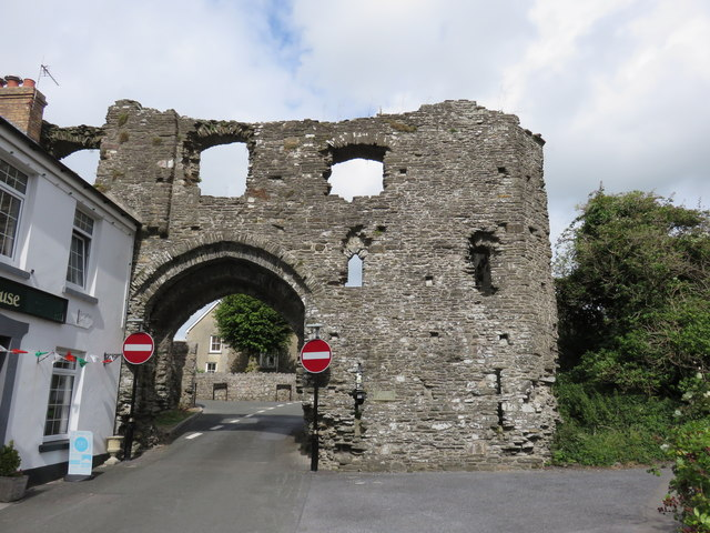 Town Gatehouse, Kidwelly