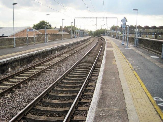 St. James' Street (Walthamstow) railway station, Greater London