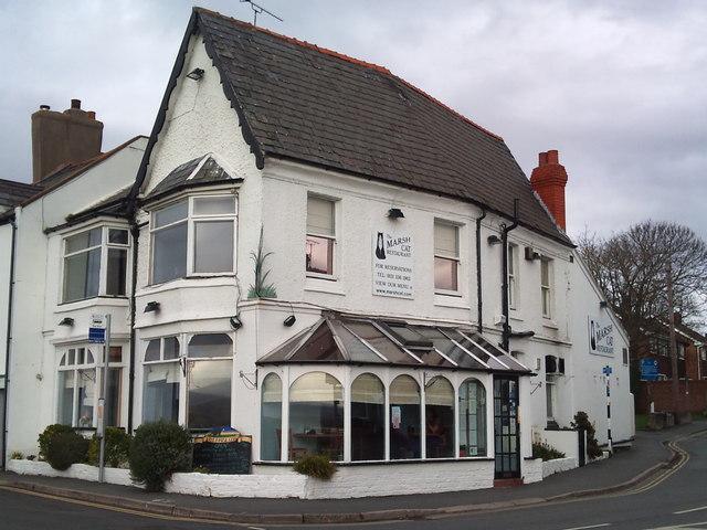 The Marsh Cat restaurant, Parkgate