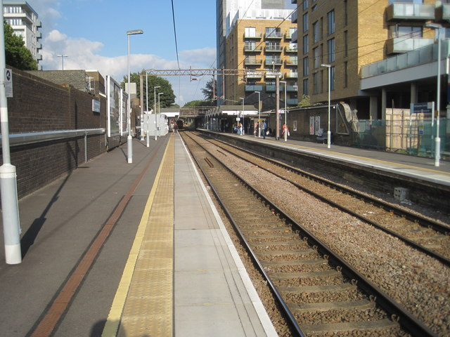 Walthamstow Central railway station, Greater London