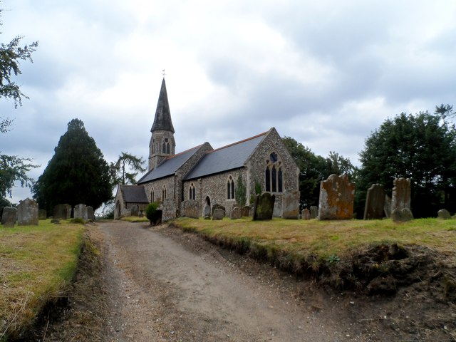 St Mary's church, Walpole