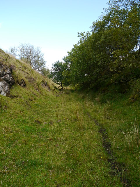 Palmer's Hill Cutting