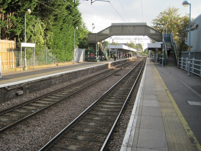 Highams Park railway station, Greater London