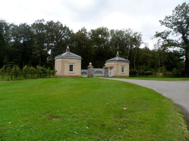 Gateway to Heveningham Hall