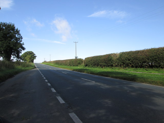 Constitution  Hill  A1035  toward  Malton