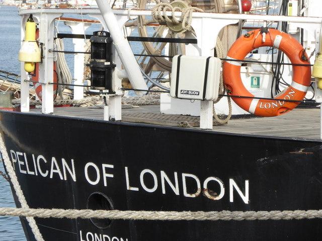 'Pelican of London'