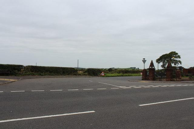 Tarbolton Road, Mauchline