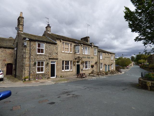 Embsay:  The 'Elm Tree Inn'