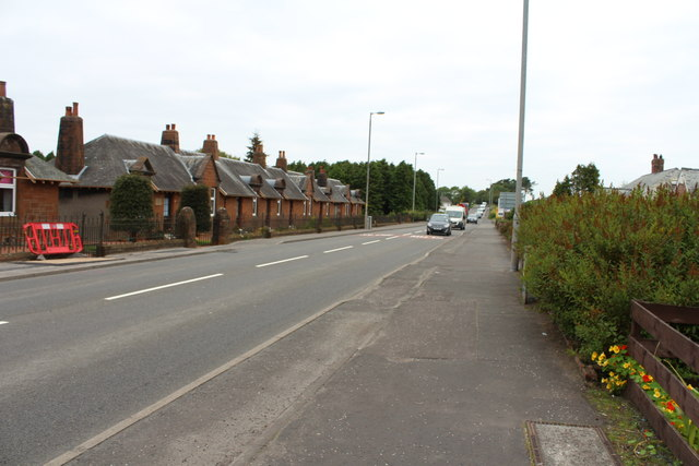 Kilmarnock Road, Mauchline