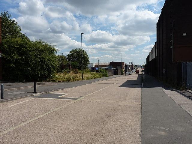 Bannerley Road, Garretts Green