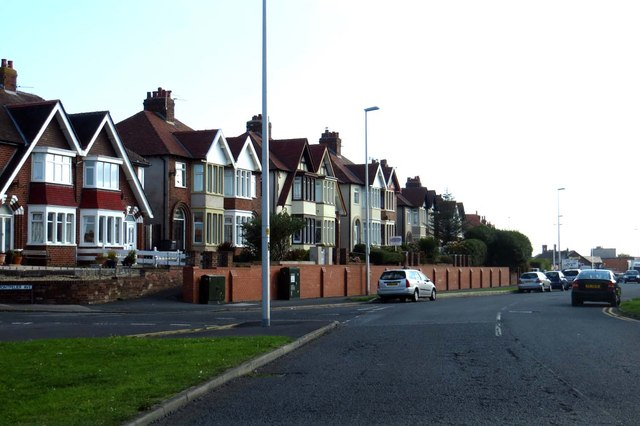 Houses on Red Bank Road