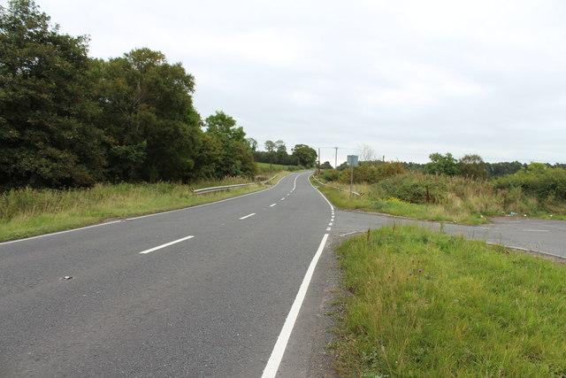 Road to Cumnock at Coachford Bridge