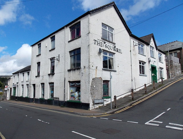 The Squirrel, Pontycymer