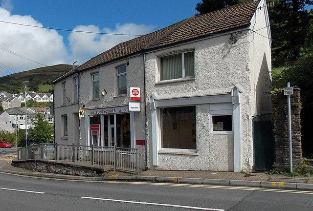 Pontycymer Post Office