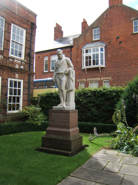 Statue of William Wilberforce