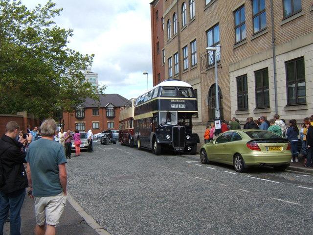 Gandhi Way, Hull