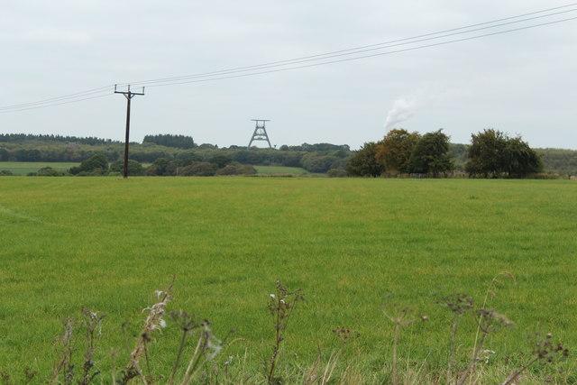 Farmland at Pennyfadzeoch
