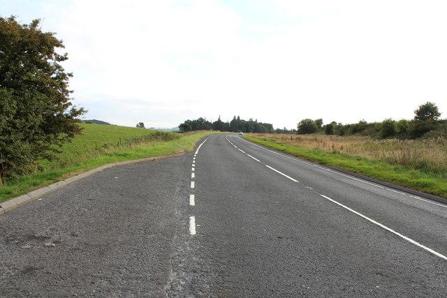Road to Maybole near Myremill