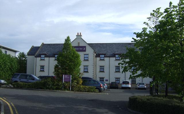 Premier Inn, Newcraighall