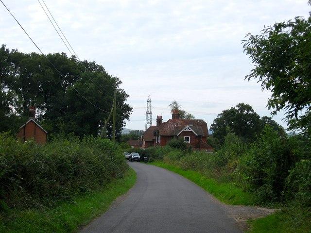 Cottages, Stairbridge Lane