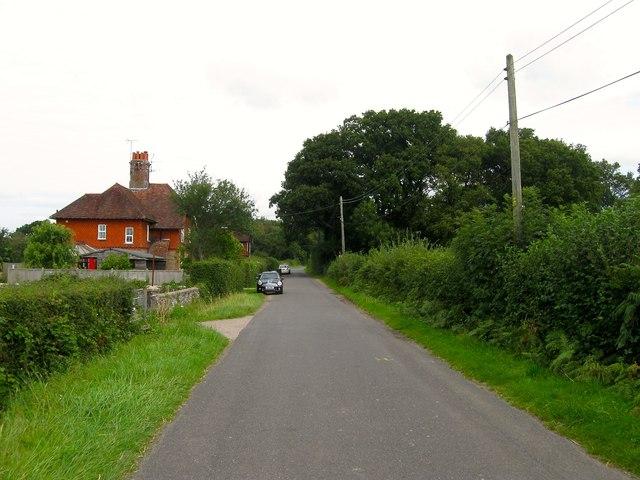 Fern Cottage/Tompsetts Cottage, Stairbridge Lane