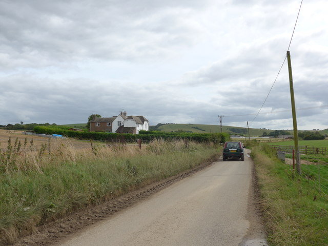 South Downs Way, Exton to Buriton (90)