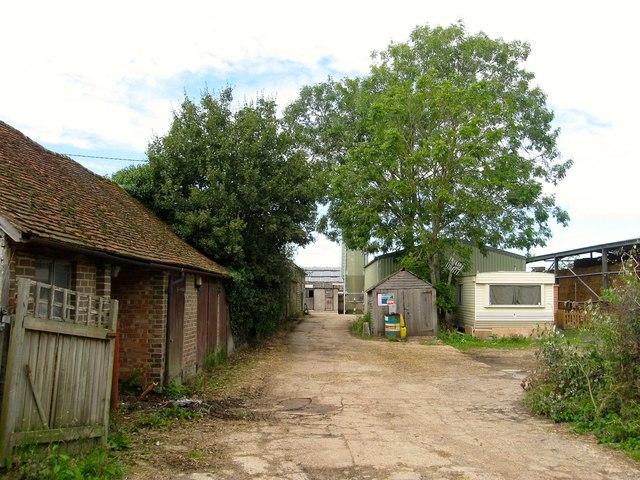Stairbridge Farm, Stairbridge Lane