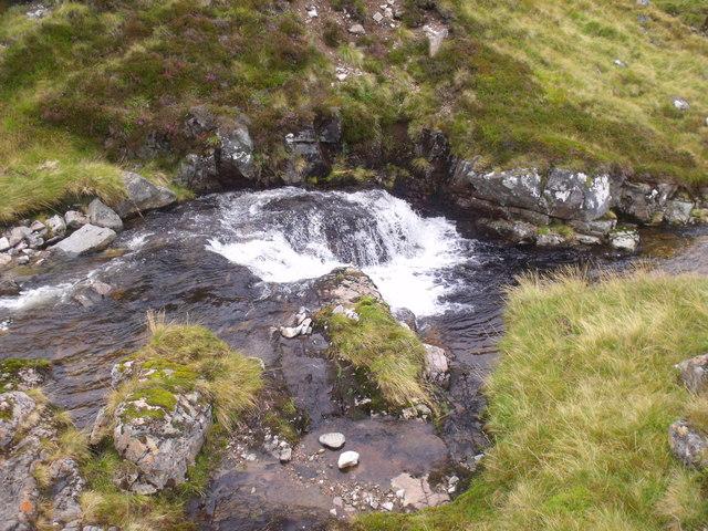 'Pot' on Caochan Dubh in the Eidart system, Glenfeshie