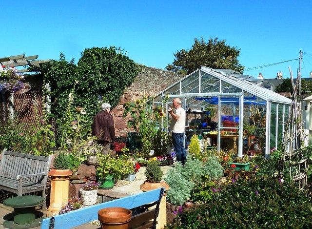 Girvan Community Garden
