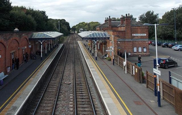 Melton Mowbray railway station