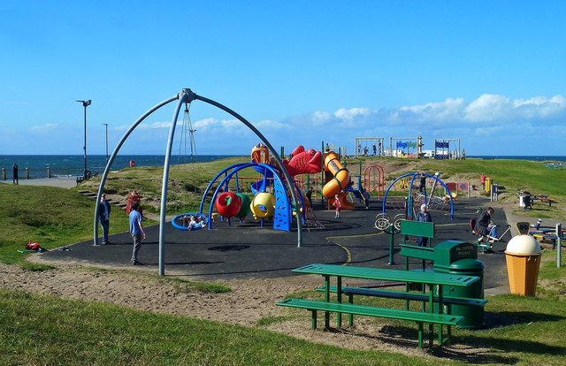 Seaside Play Area