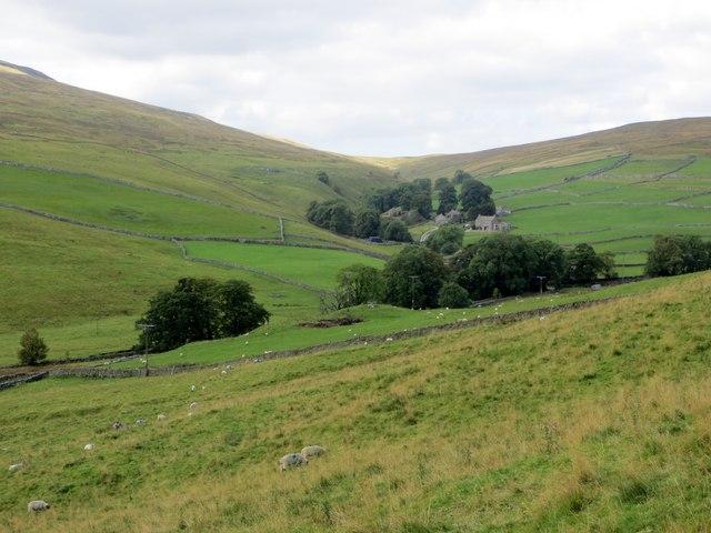 The hamlet of Foxup