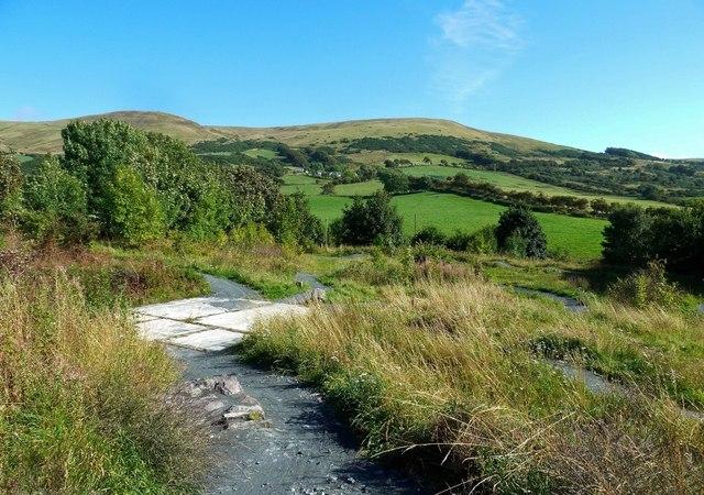 Girvan Academy Mountain Bike Trail