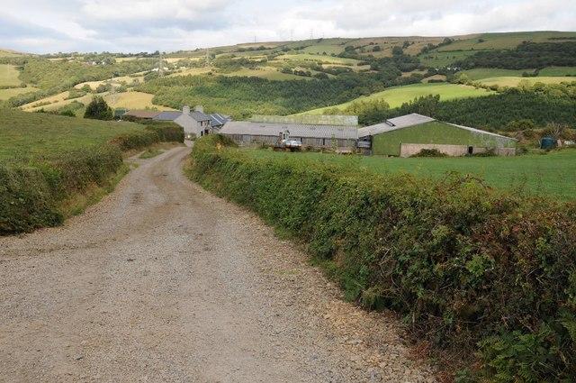 Rhiwlas Farm