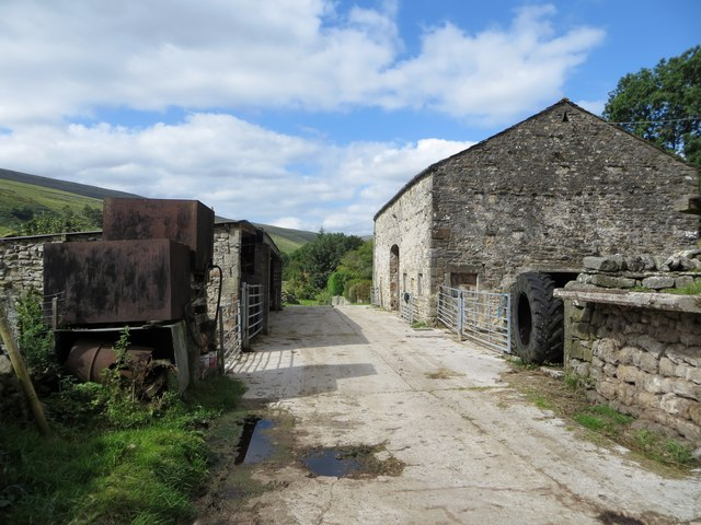 Farmyard in Litton