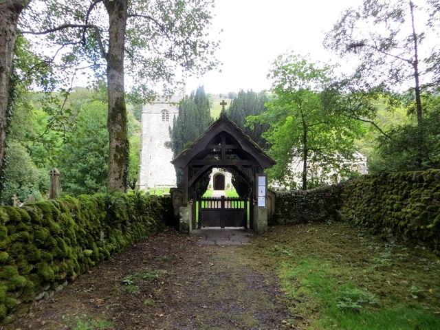 Lychgate, St. Oswald's, Arncliffe