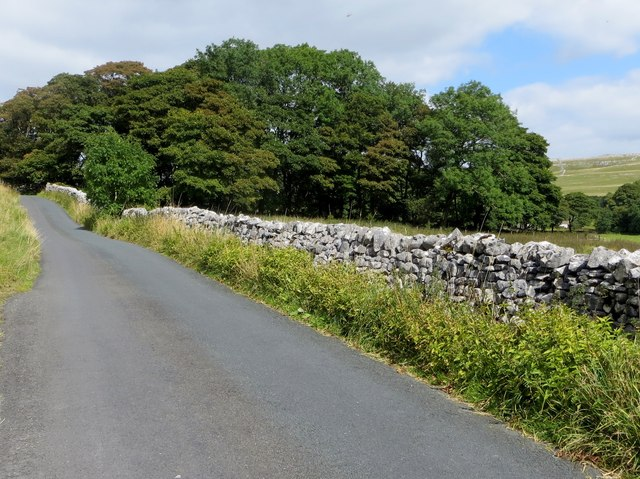 The road to Arncliffe
