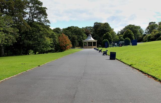 Promenade in Lister Park