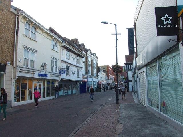 Week Street, Maidstone