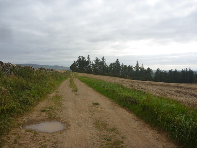 Rural East Lothian ; On The Track to Winding Law