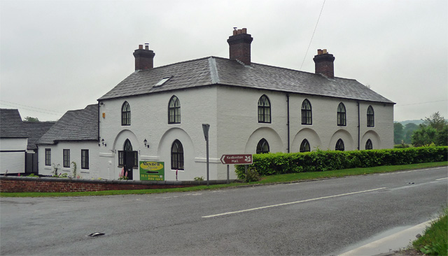 Smithy Farmhouse, Kedleston