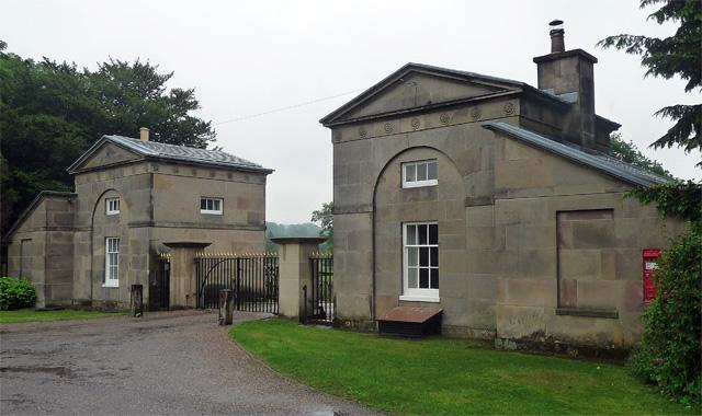 Lodges, Kedleston