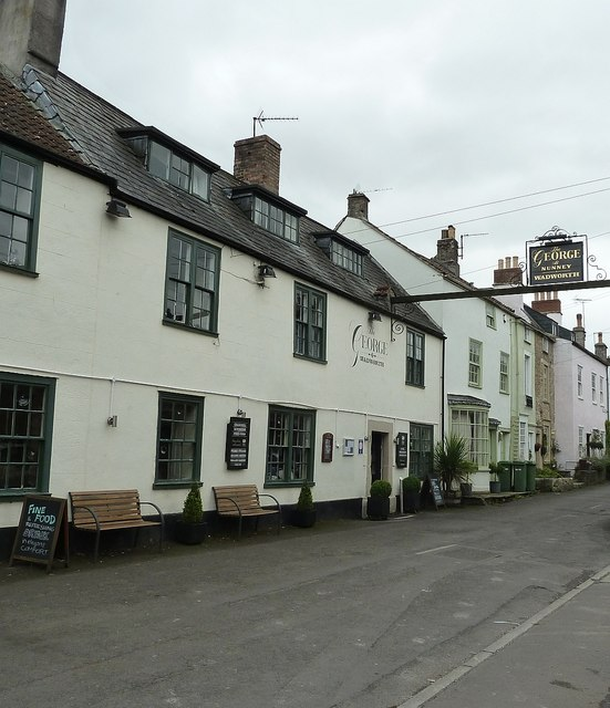 The George Inn, Nunney