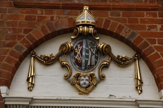 Arms over the Door