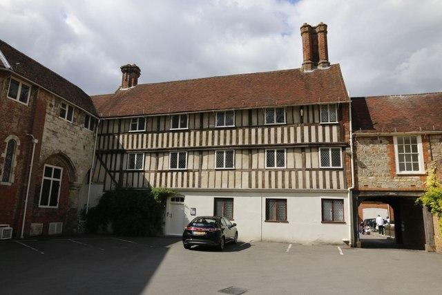 The Tudor Building