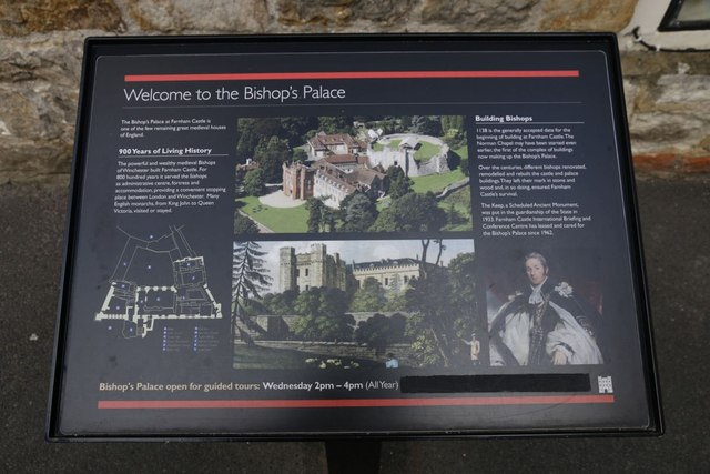 Welcome to the Bishop's Palace
